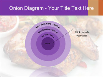 Hot Meat Dishes PowerPoint Template - Slide 61