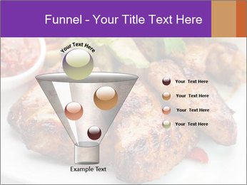 Hot Meat Dishes PowerPoint Template - Slide 63