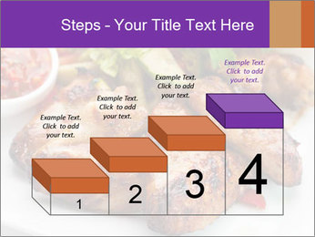 Hot Meat Dishes PowerPoint Template - Slide 64