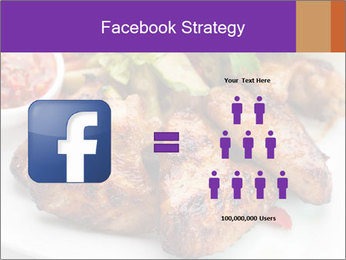 Hot Meat Dishes PowerPoint Template - Slide 7