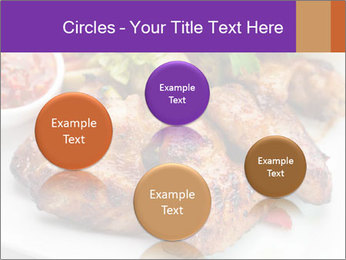 Hot Meat Dishes PowerPoint Template - Slide 77