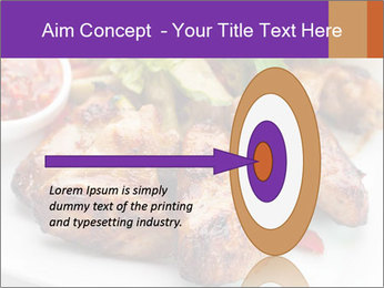 Hot Meat Dishes PowerPoint Template - Slide 83