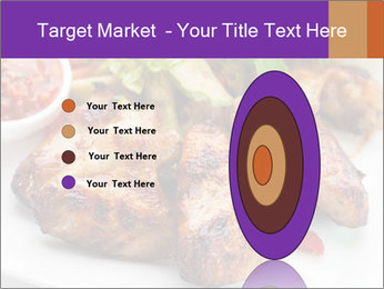 Hot Meat Dishes PowerPoint Template - Slide 84