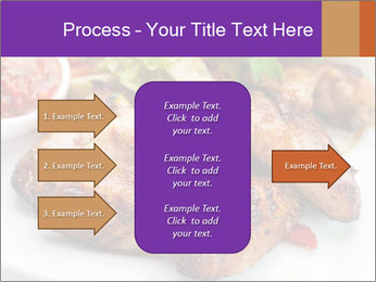Hot Meat Dishes PowerPoint Template - Slide 85