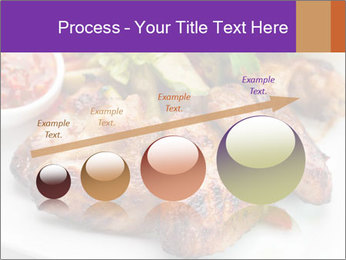 Hot Meat Dishes PowerPoint Template - Slide 87