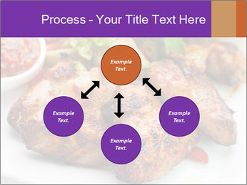 Hot Meat Dishes PowerPoint Template - Slide 91