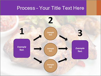Hot Meat Dishes PowerPoint Template - Slide 92