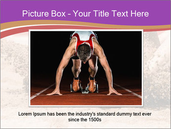 Landing in long jump PowerPoint Template - Slide 16