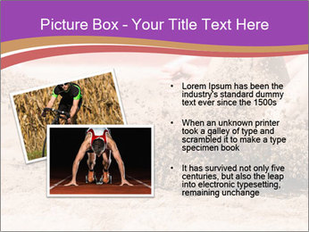 Landing in long jump PowerPoint Template - Slide 20