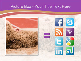 Landing in long jump PowerPoint Template - Slide 21