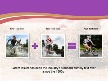 Landing in long jump PowerPoint Template - Slide 22