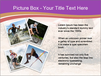 Landing in long jump PowerPoint Template - Slide 23