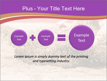 Landing in long jump PowerPoint Template - Slide 75