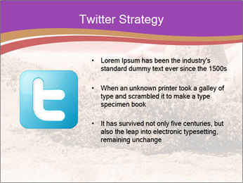 Landing in long jump PowerPoint Template - Slide 9