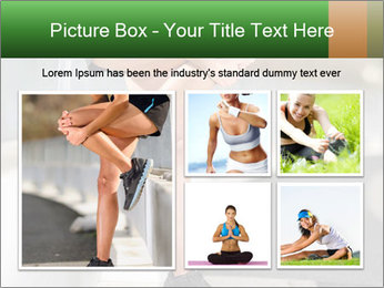 Knee injury PowerPoint Template - Slide 19