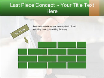 Knee injury PowerPoint Template - Slide 46