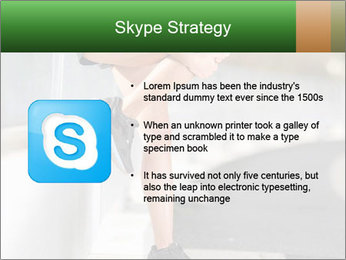 Knee injury PowerPoint Template - Slide 8