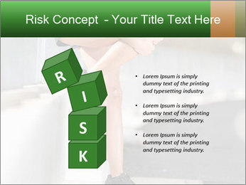 Knee injury PowerPoint Template - Slide 81