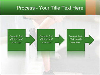 Knee injury PowerPoint Template - Slide 88