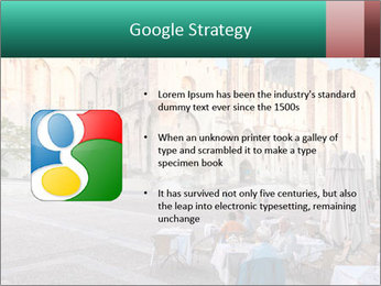 Pope palace in Avignon PowerPoint Template - Slide 10