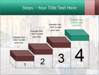 Pope palace in Avignon PowerPoint Template - Slide 64