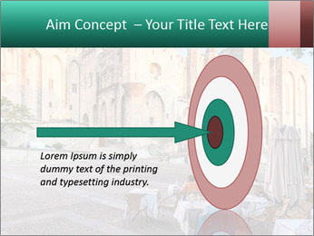 Pope palace in Avignon PowerPoint Template - Slide 83