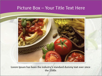 White stevia PowerPoint Template - Slide 16