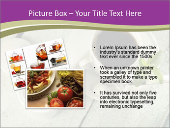 White stevia PowerPoint Template - Slide 20