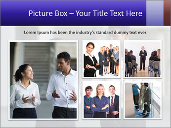Indian Business colleagues PowerPoint Template - Slide 19