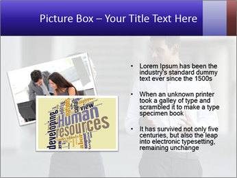 Indian Business colleagues PowerPoint Template - Slide 20