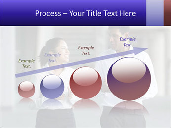Indian Business colleagues PowerPoint Template - Slide 87