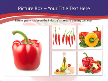 Red pepper PowerPoint Templates - Slide 19