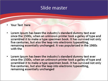 Red pepper PowerPoint Templates - Slide 2