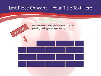 Red pepper PowerPoint Templates - Slide 46