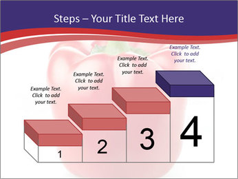 Red pepper PowerPoint Template - Slide 64