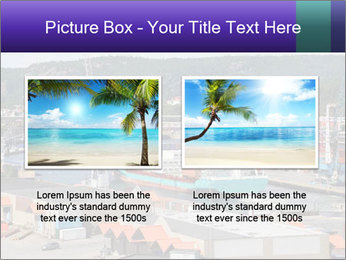 Containers on ships PowerPoint Template - Slide 18