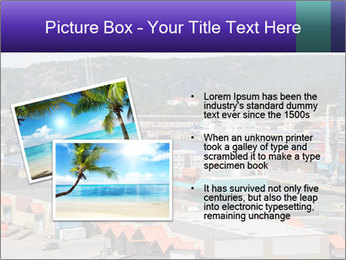 Containers on ships PowerPoint Template - Slide 20