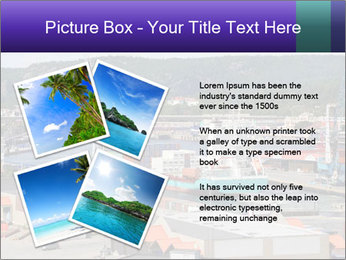 Containers on ships PowerPoint Template - Slide 23