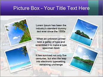 Containers on ships PowerPoint Template - Slide 24