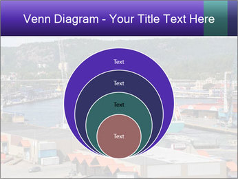 Containers on ships PowerPoint Template - Slide 34