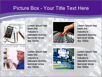 Headphones PowerPoint Templates - Slide 14