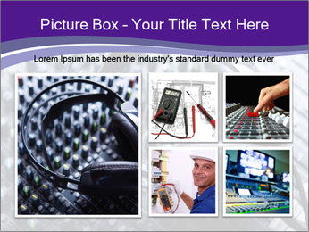 Headphones PowerPoint Templates - Slide 19