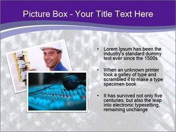 Headphones PowerPoint Templates - Slide 20