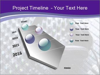Headphones PowerPoint Templates - Slide 26