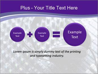 Headphones PowerPoint Templates - Slide 75