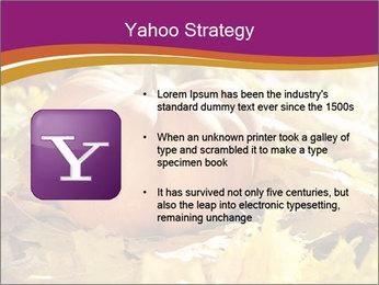 Halloween pumpkin PowerPoint Template - Slide 11