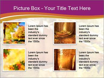 Halloween pumpkin PowerPoint Template - Slide 14