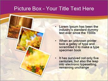 Halloween pumpkin PowerPoint Template - Slide 17