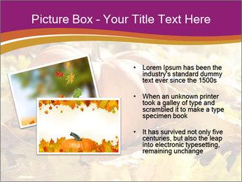 Halloween pumpkin PowerPoint Template - Slide 20