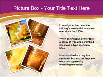 Halloween pumpkin PowerPoint Template - Slide 23